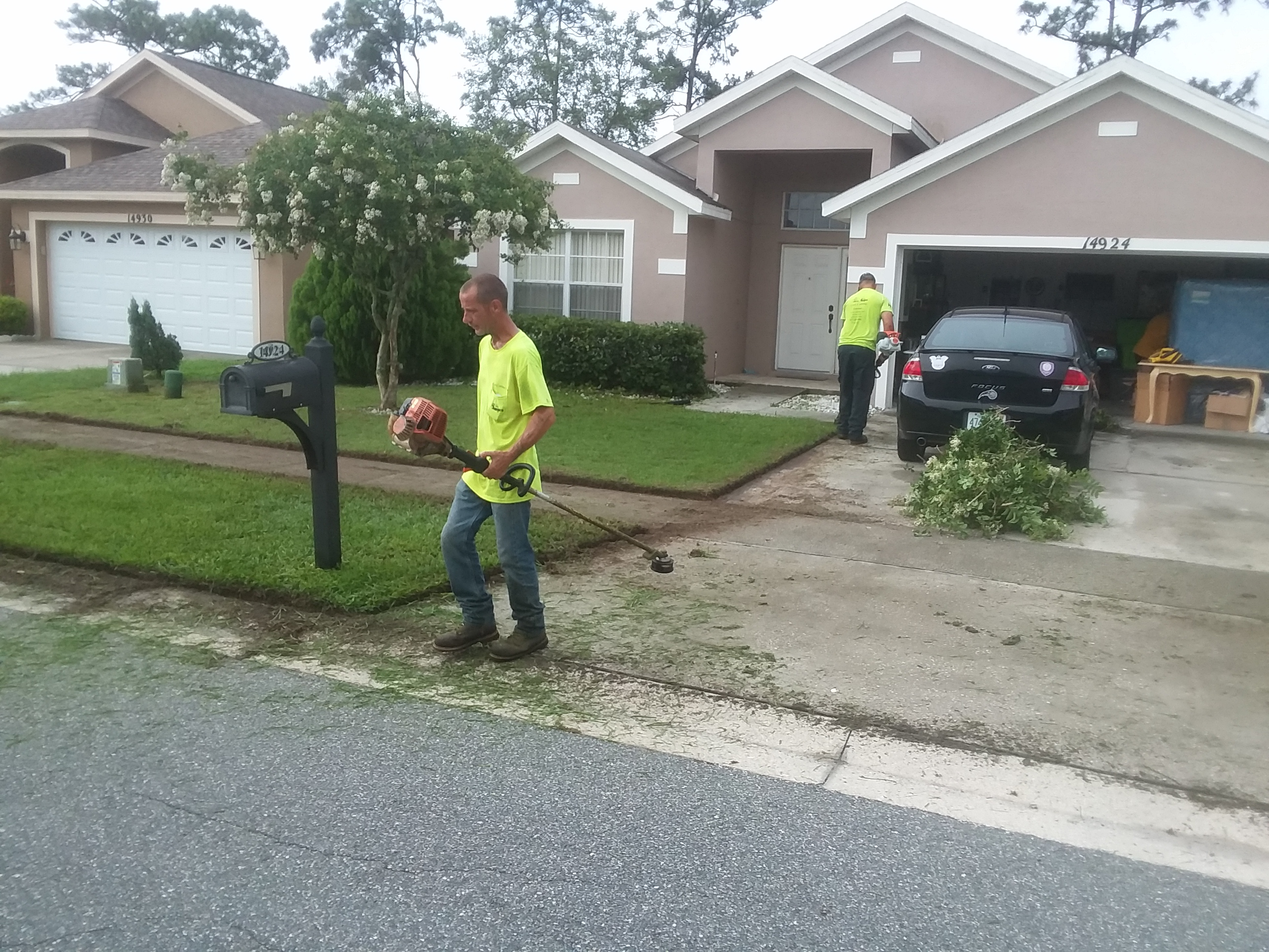 Lovely Lawn Care orlando Fl